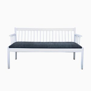 Vintage Swedish Bench from Hagafors, 1960s