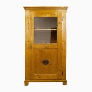 Antique Biedermeier Kitchen Cabinet