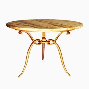 Table Basse Mid-Century par René Prou