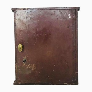 19th Century Iron Safe