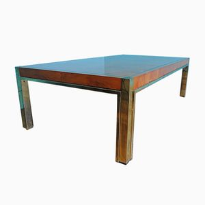 Italian Coffee Table by Renato Zevi, 1970s