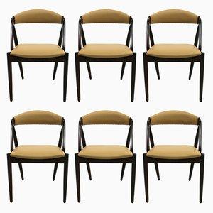 Modell 31 Stühle von Kai Kristiansen, 1960er, 6er Set