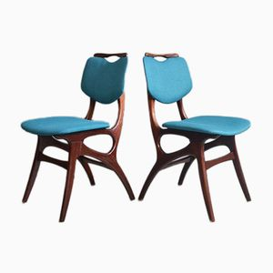 Vintage Dining Chairs from Pynock, Set of 2