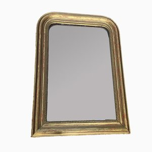 Golden Louis Philippe Mirror, 1890s