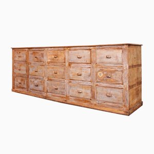 Vintage French Chest of Drawers, 1920s