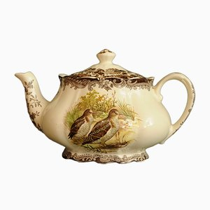 Antique British Kettle from the Royal Worcester Group