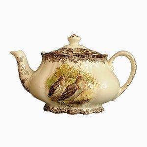 Tetera británica antigua de the Royal Worcester Group