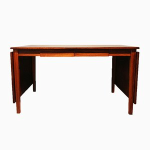 Danish Rosewood Desk, 1970s