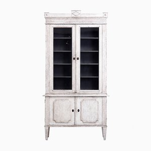 19th Century Gustavian Style Cabinet
