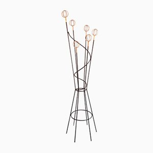 Astrolabe Coat Rack by Roger Feraud, 1950s