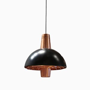 Mid-Century Italian Ceiling Lamp from Stilnovo