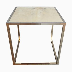Vintage Italian Coffee Table by Romeo Rega