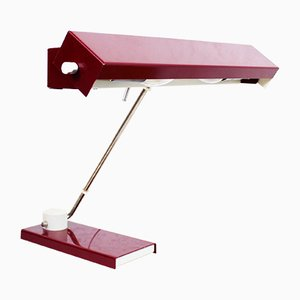 Lámpara de mesa de PGH Beleuchtungskörper, años 60