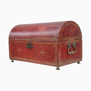 18th-Century French Carriage Trunk