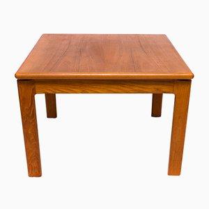 Tavolino in teak di Arne Wahl Iversen per Komfort, Danimarca, anni '60