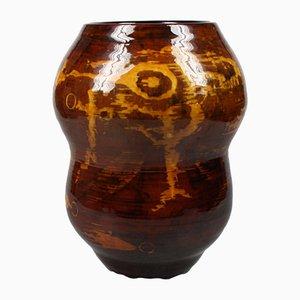 Vaso vintage in ceramica di Jan Oosterman, anni '50