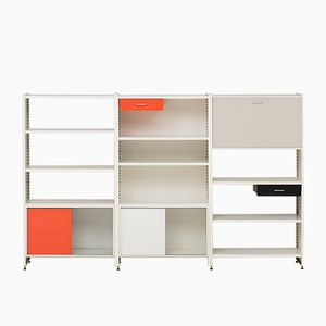 Model 5600 Modular Storage Unit by Andre Cordemeijer for Gispen, 1950s
