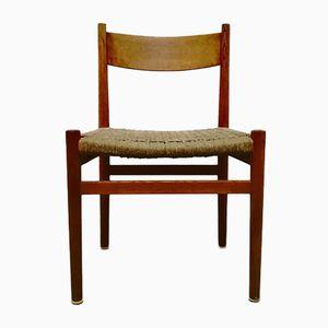 Sedia CH40 di Hans J. Wegner per Carl Hansen & Søn, anni '60