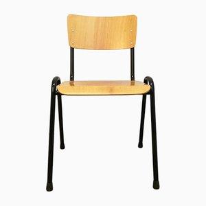 Vintage Stackable School Chair, 1980s