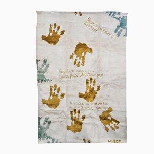 Forgiveness Teppich von Anna Charlotte Atelier