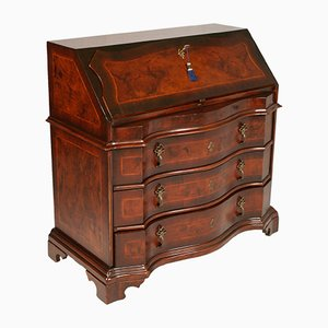 Vintage Italian Walnut Burl Commode