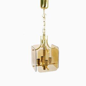 Lampe à Suspension 55523 par L. Colani pour JSB Leuchten, 1980s