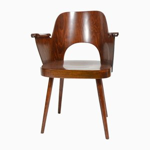 Vintage Dining Chair by Oswald Haerdtl for TON, 1960s