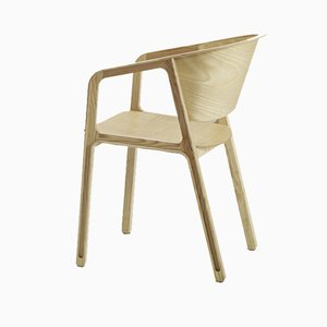 Naturbelassener Beams Chair von EAJY