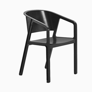 Chaise Black Beams par EAJY