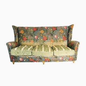Vintage Italian Sofa, 1930s