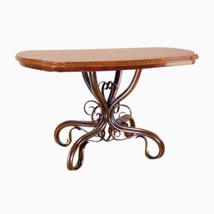 Art Nouveau No. 5 Table by Michael Thonet for Thonet, 1870s