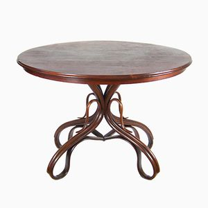 Art Nouveau No. 3 Table by Michael Thonet for Thonet, 1900s