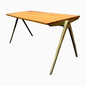 Bureau d'Enfant Vintage ou Table Basse par James Leonard pour ESA