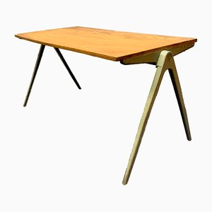 Vintage Children's Desk or Coffee Table by James Leonard for ESA