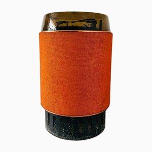 Tourne-Disque Vintage Orange, Italie, 1960s
