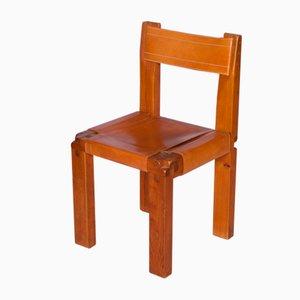 S11 Stuhl von Pierre Chapo, 1960er