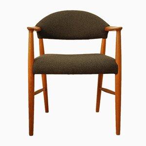 Sedia da scrivania nr. 223 di Kurt Olsen per Slagelse Møbelværk, anni '50