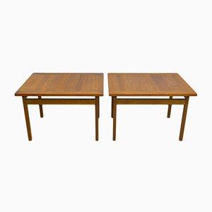 Tavolini in teak di France e Søn, anni '60, set di 2