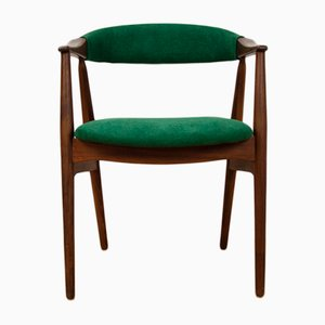 Vintage Teak Side Chair by Th. Harlev for Farstrup Møbler, 1960s