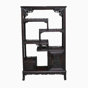 19th-Century Chinese Display Cabinet, 1880s