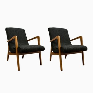 Typ 300-138 Sessel von Bystrzyckie Furniture Factory, 1960er, 2er Set