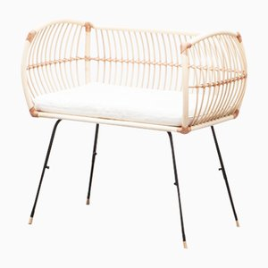 Martha Open Sided Crib by Bermbach Handcrafted