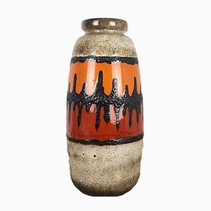 Grand Vase de Plancher Fat Lava de Scheurich, Allemagne, 1970s
