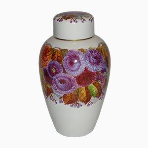 Handbemalte antike Vase von Rosenthal