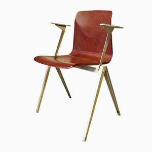 Galvanitas S22 Armchair from Pagholz Flötotto, 1960s