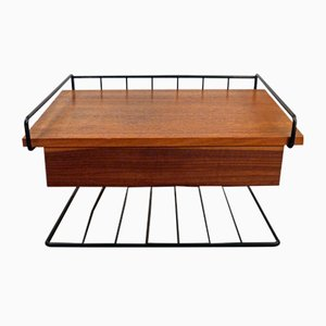 Teak Shelf from Ilse Möbel, 1950s