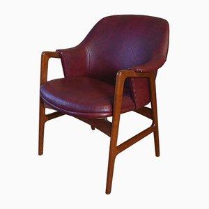 Vintage Armlehnstuhl von Ingmar Relling für Westnofa