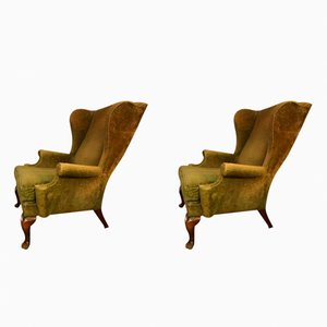 Vintage Lounge Chairs, 1950s, Set of 2