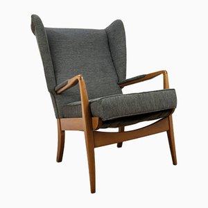 Grauer Sessel von Samuel Parker für Parker Knoll, 1960er
