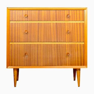 Mid-Century Oak Chest of Drawers